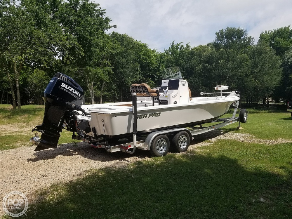 2020 Sea Pro boat for sale, model of the boat is 248 DLX & Image # 4 of 40