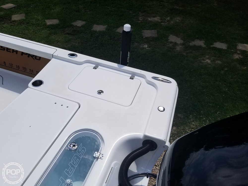 2020 Sea Pro boat for sale, model of the boat is 248 DLX & Image # 26 of 40
