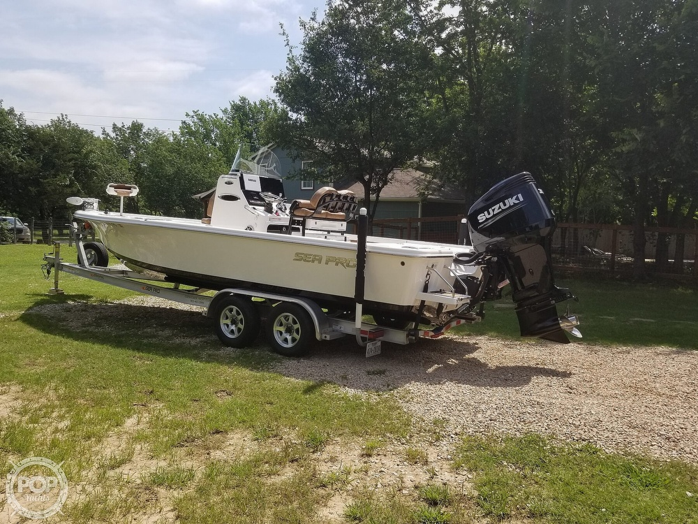 2020 Sea Pro boat for sale, model of the boat is 248 DLX & Image # 7 of 40