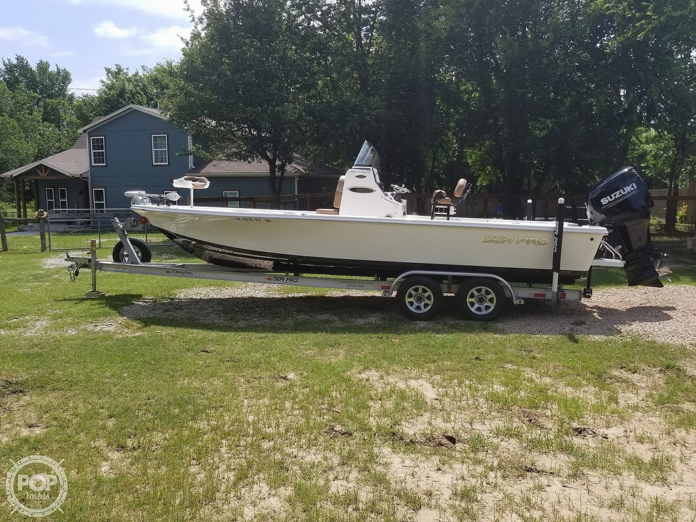 2020 Sea Pro boat for sale, model of the boat is 248 DLX & Image # 5 of 40