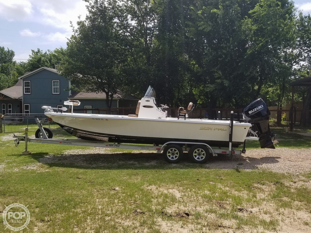 2020 Sea Pro boat for sale, model of the boat is 248 DLX & Image # 6 of 40