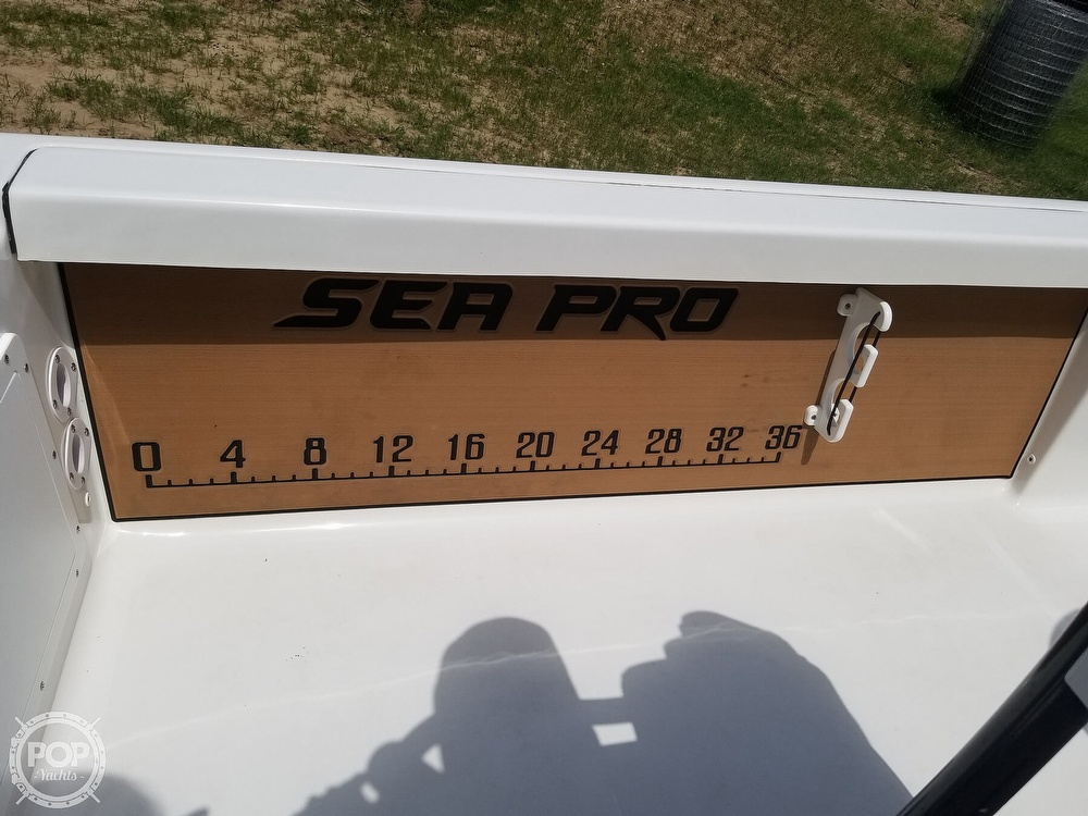 2020 Sea Pro boat for sale, model of the boat is 248 DLX & Image # 40 of 40