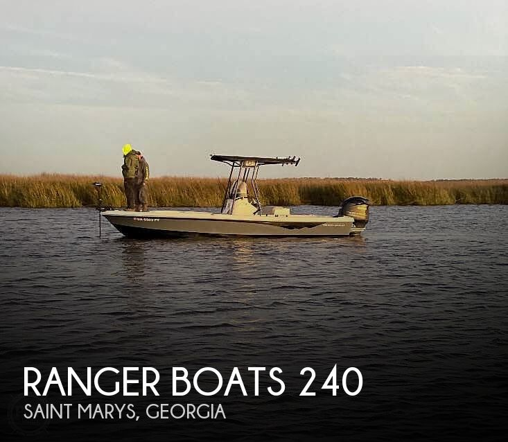 Used Boats For Sale in Georgia by owner | 2018 Ranger Boats 240 Bahia