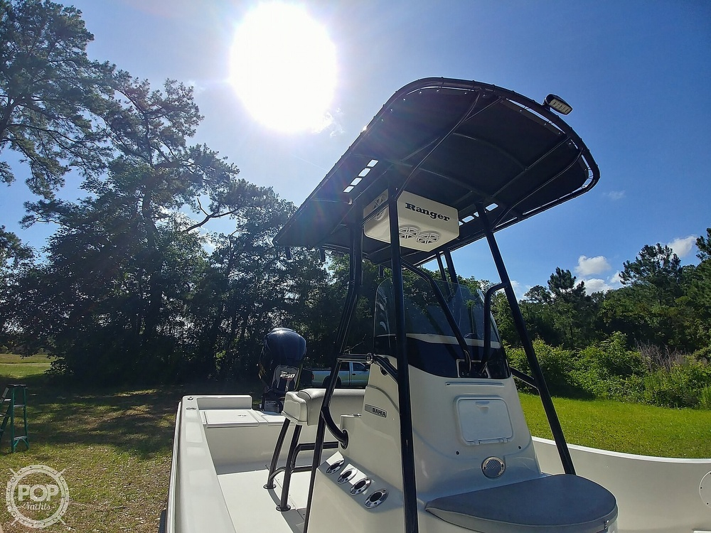 2018 Ranger Boats boat for sale, model of the boat is 240 Bahia & Image # 2 of 40