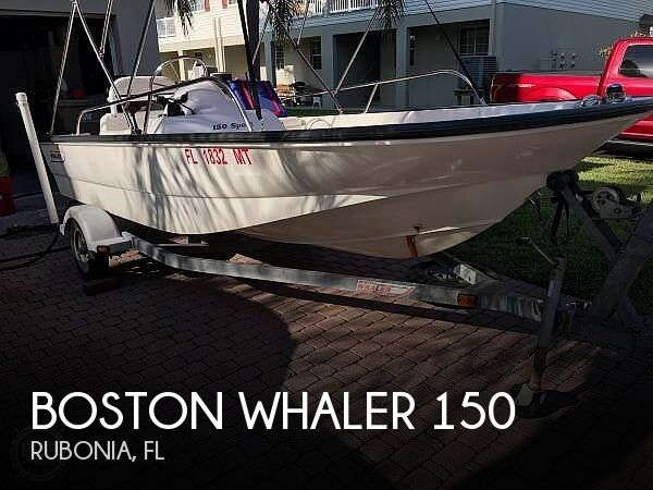 Used Boston Whaler Sport Boats For Sale by owner   2004 Boston Whaler Sport 150