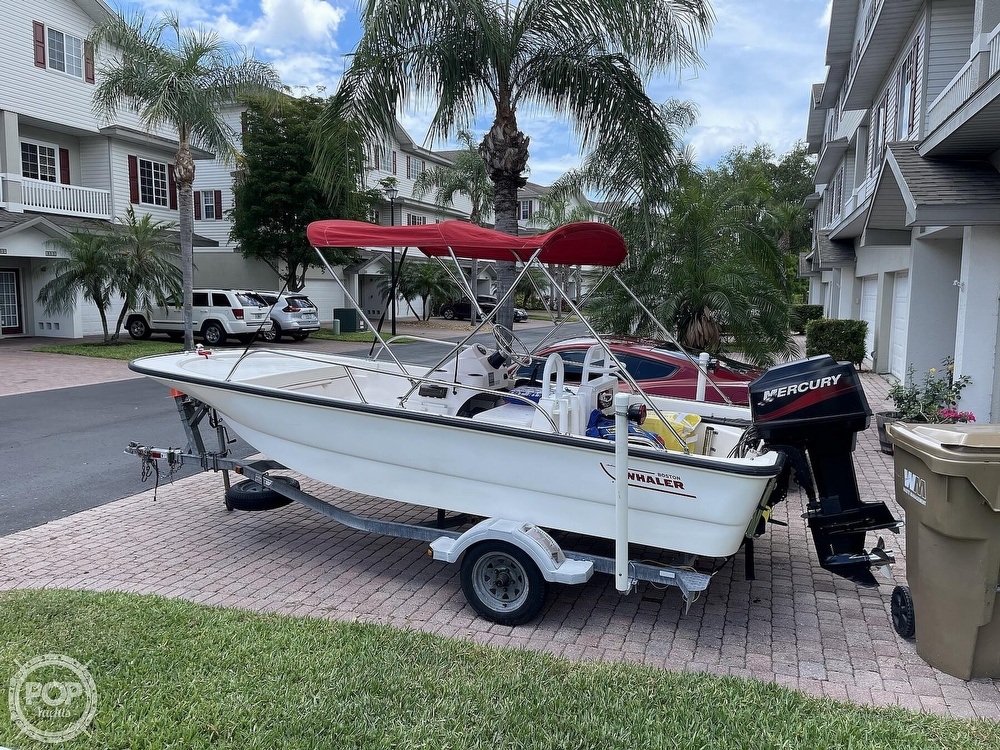 2004 Boston Whaler boat for sale, model of the boat is 150 Sport & Image # 3 of 40