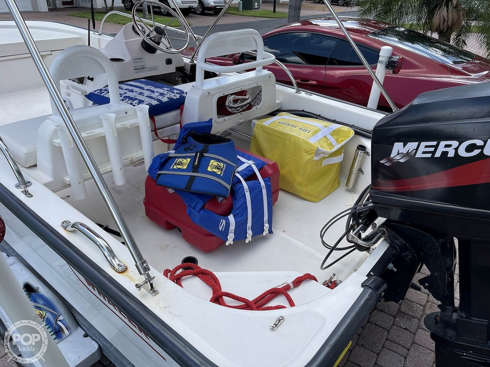 2004 Boston Whaler boat for sale, model of the boat is 150 Sport & Image # 4 of 40