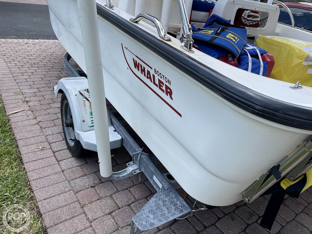 2004 Boston Whaler boat for sale, model of the boat is 150 Sport & Image # 16 of 40