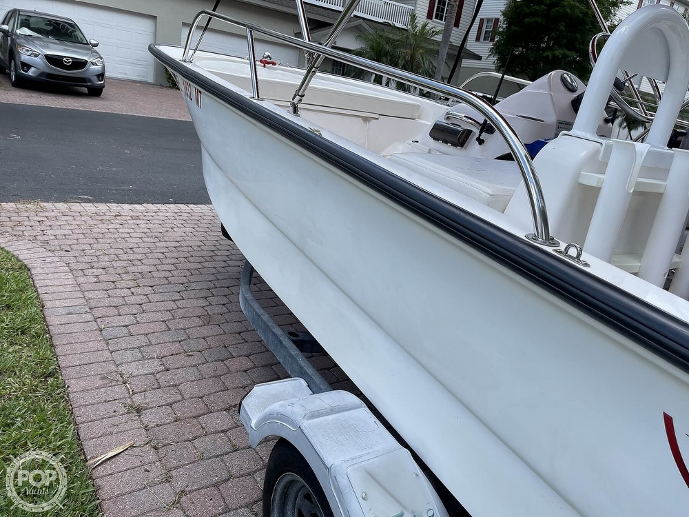 2004 Boston Whaler boat for sale, model of the boat is 150 Sport & Image # 17 of 40