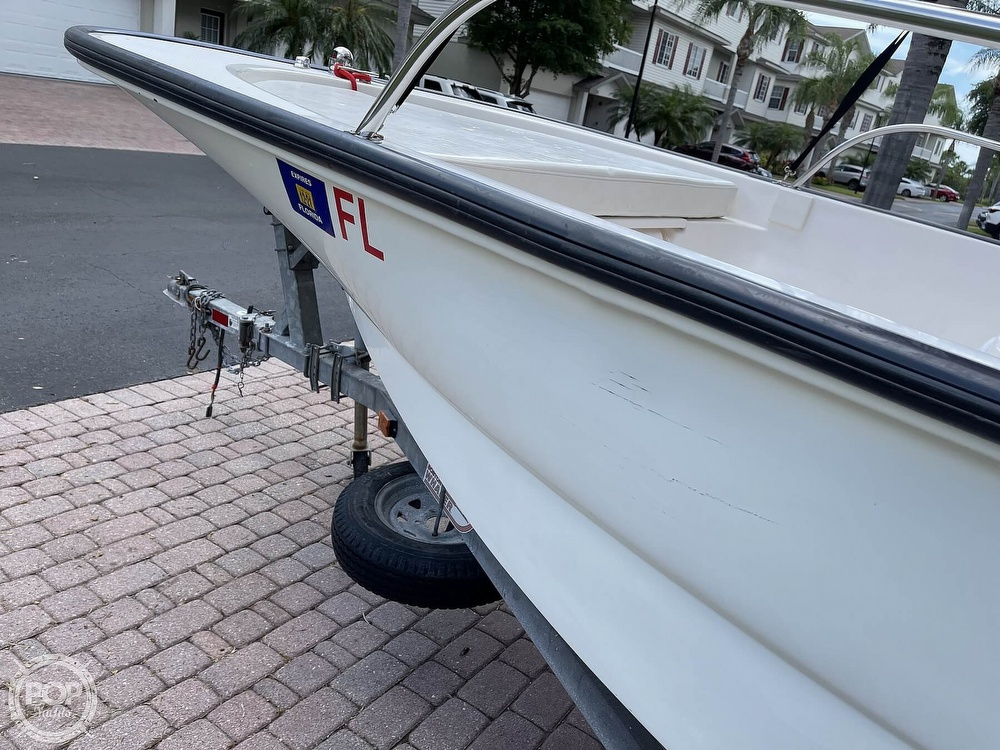 2004 Boston Whaler boat for sale, model of the boat is 150 Sport & Image # 18 of 40