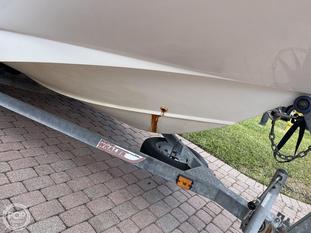 2004 Boston Whaler boat for sale, model of the boat is 150 Sport & Image # 19 of 40