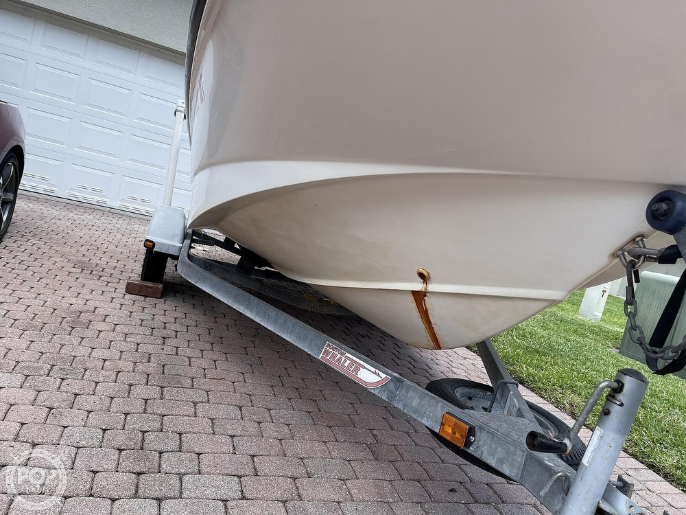 2004 Boston Whaler boat for sale, model of the boat is 150 Sport & Image # 20 of 40