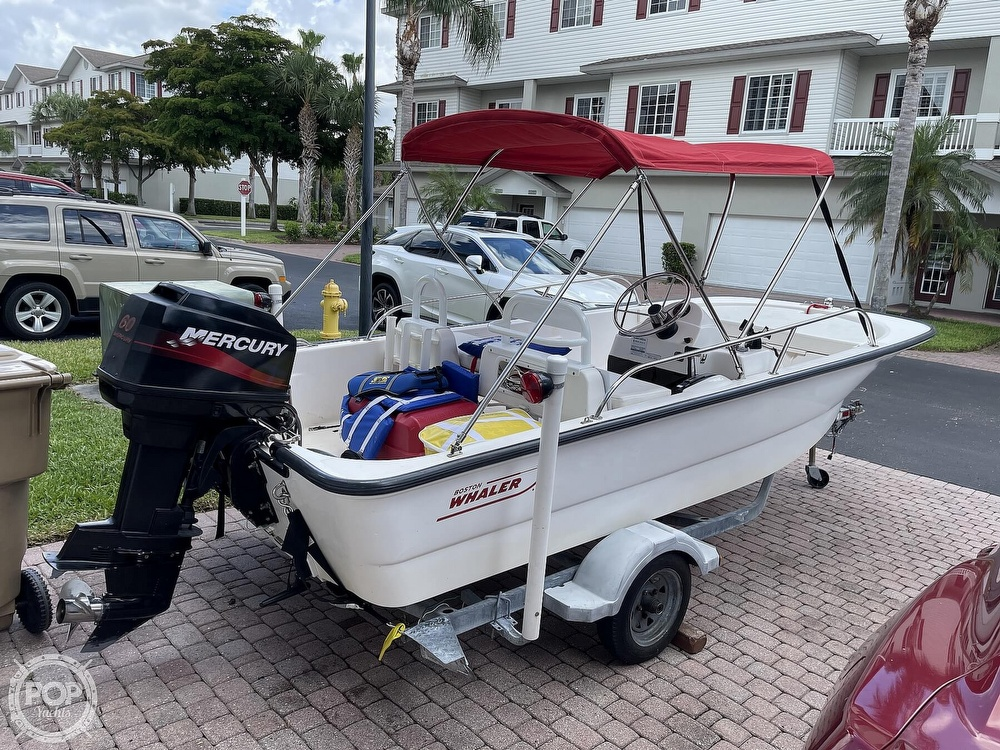 2004 Boston Whaler boat for sale, model of the boat is 150 Sport & Image # 5 of 40