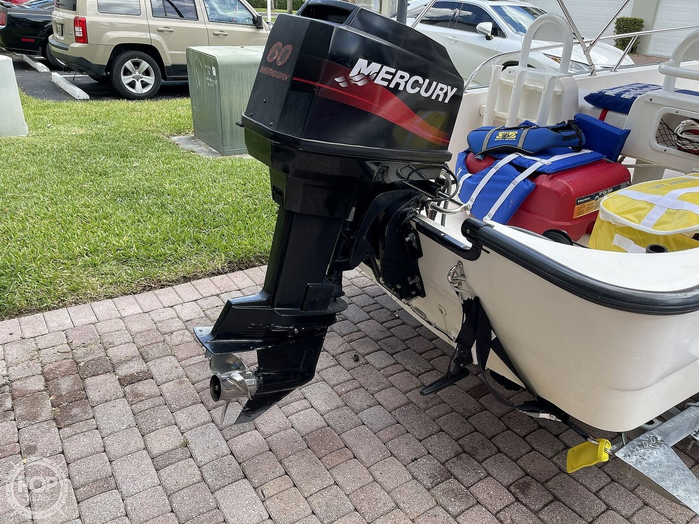 2004 Boston Whaler boat for sale, model of the boat is 150 Sport & Image # 6 of 40