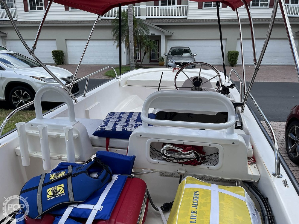 2004 Boston Whaler boat for sale, model of the boat is 150 Sport & Image # 7 of 40