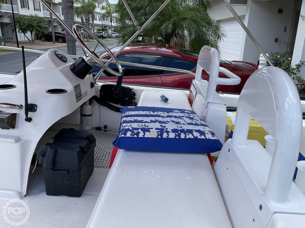 2004 Boston Whaler boat for sale, model of the boat is 150 Sport & Image # 9 of 40