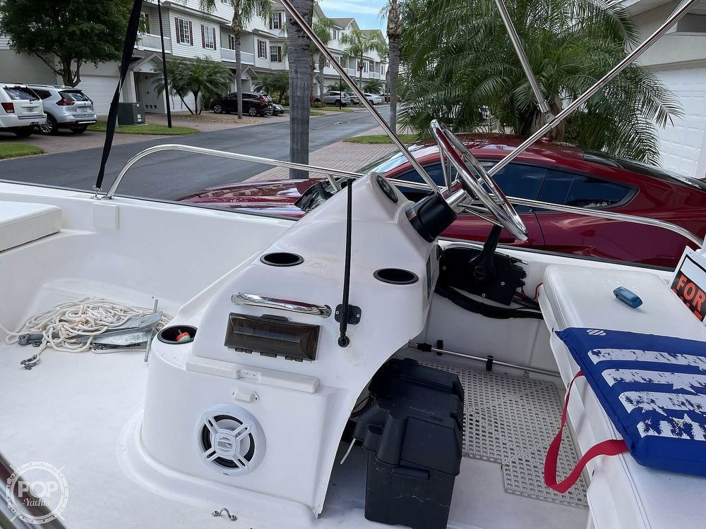 2004 Boston Whaler boat for sale, model of the boat is 150 Sport & Image # 8 of 40