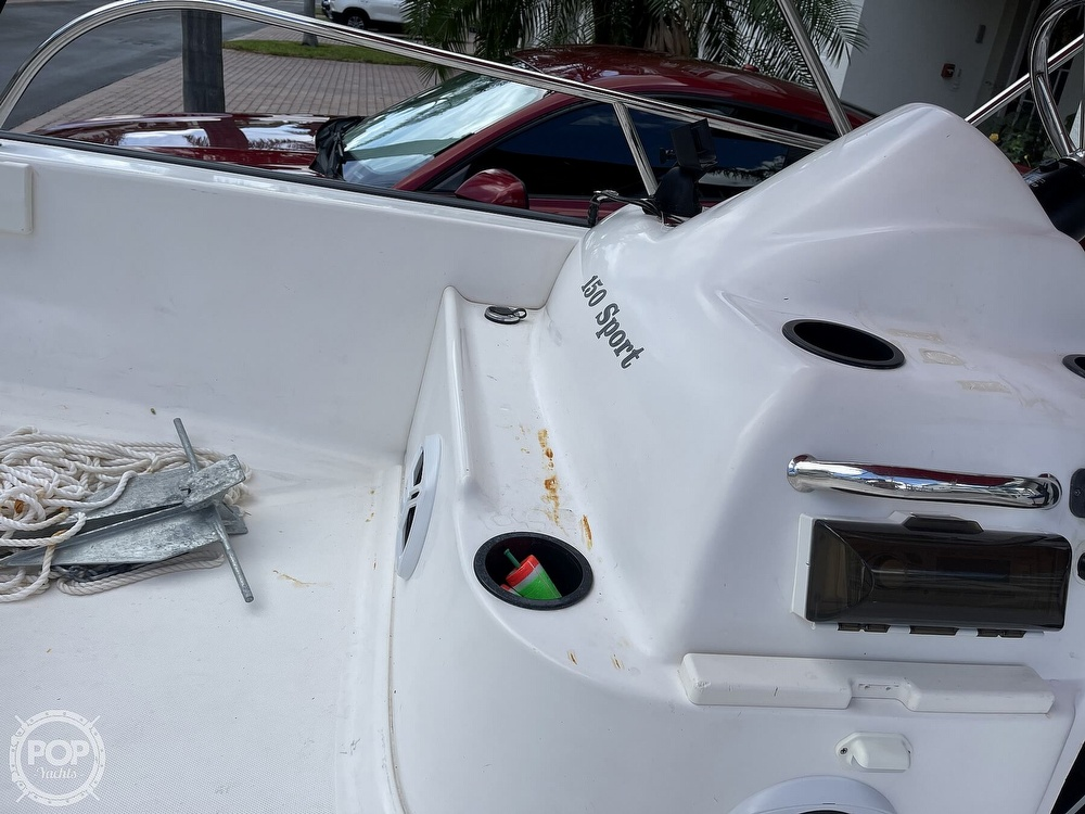 2004 Boston Whaler boat for sale, model of the boat is 150 Sport & Image # 12 of 40