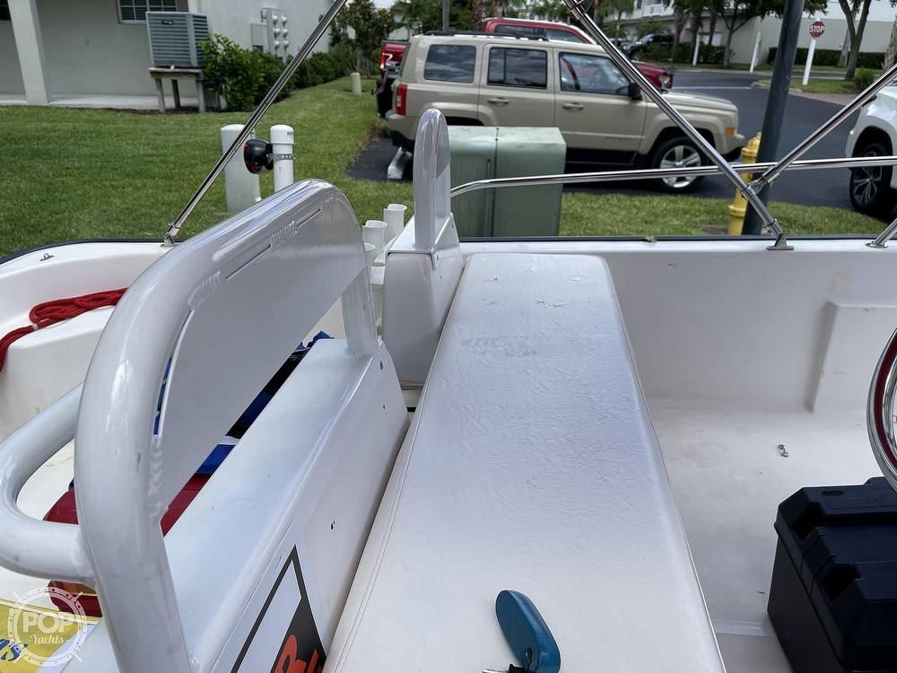 2004 Boston Whaler boat for sale, model of the boat is 150 Sport & Image # 33 of 40