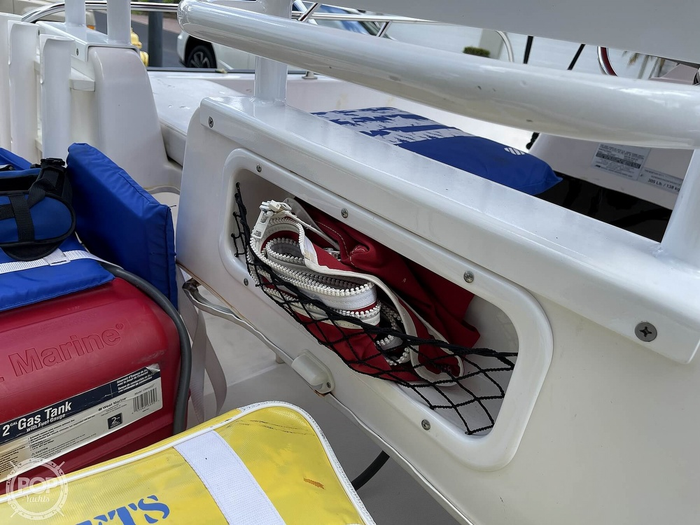 2004 Boston Whaler boat for sale, model of the boat is 150 Sport & Image # 35 of 40