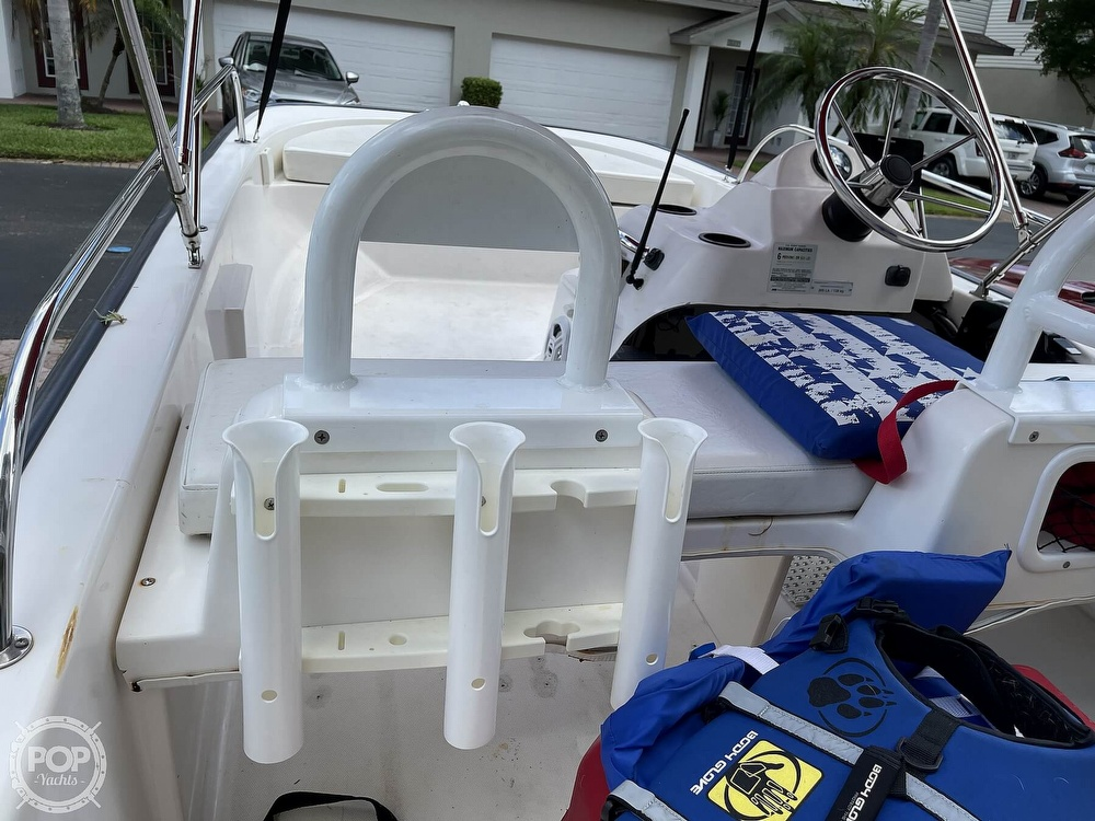 2004 Boston Whaler boat for sale, model of the boat is 150 Sport & Image # 10 of 40