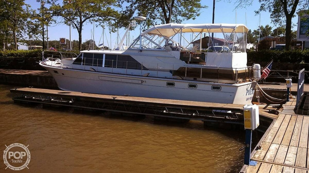 1971 Chris Craft boat for sale, model of the boat is Commander & Image # 5 of 18