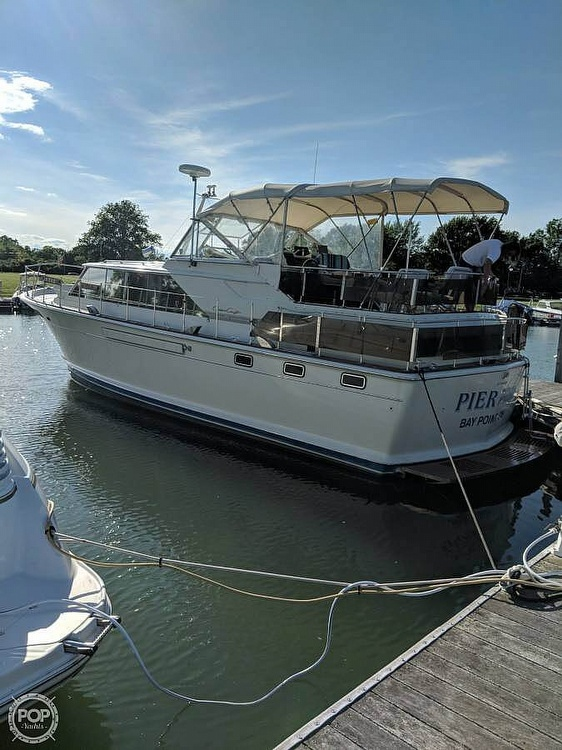 1971 Chris Craft boat for sale, model of the boat is Commander & Image # 7 of 18