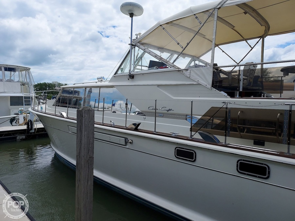 1971 Chris Craft boat for sale, model of the boat is Commander 42 & Image # 10 of 40