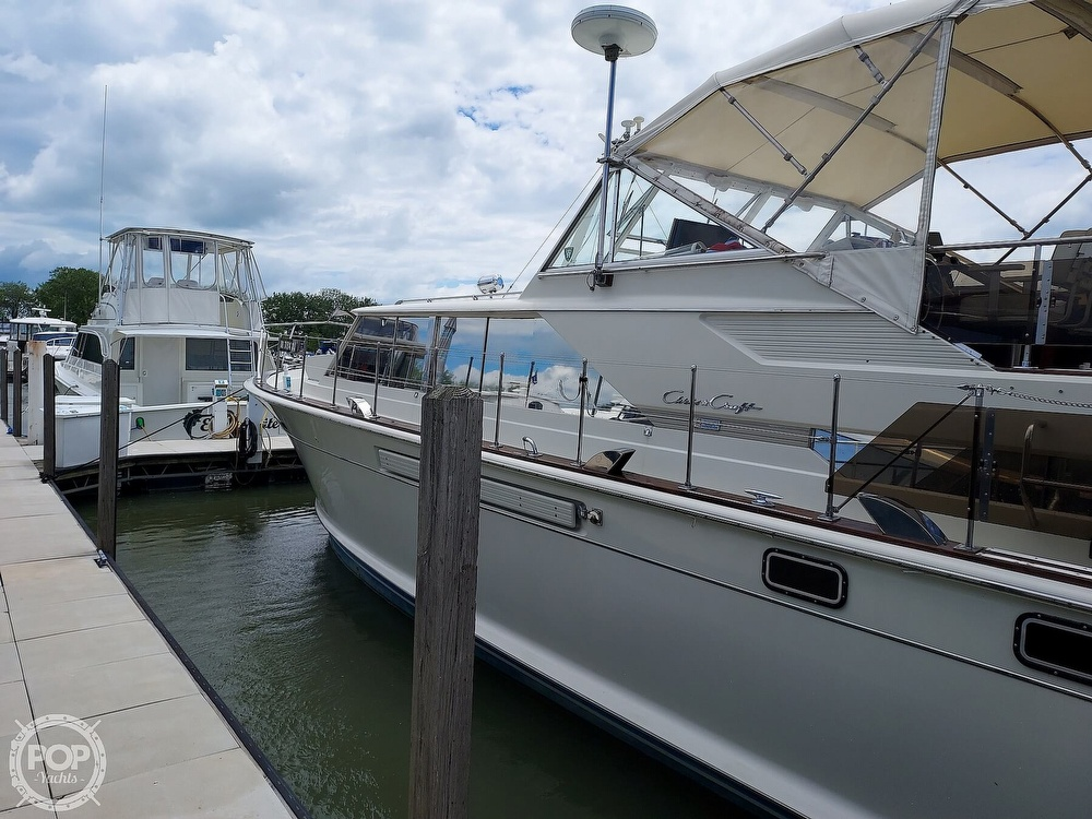 1971 Chris Craft boat for sale, model of the boat is Commander 42 & Image # 13 of 40