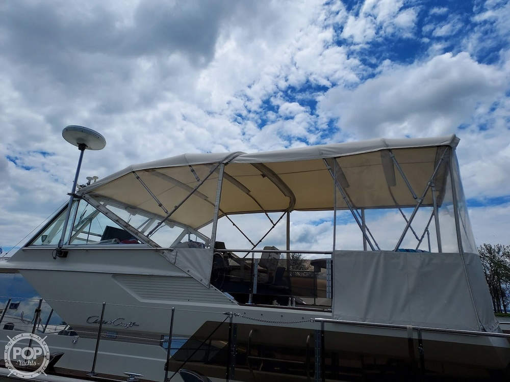 1971 Chris Craft boat for sale, model of the boat is Commander 42 & Image # 15 of 40