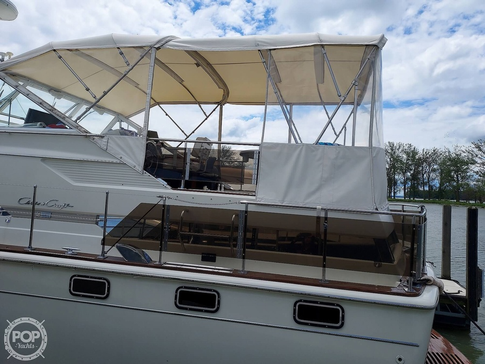 1971 Chris Craft boat for sale, model of the boat is Commander 42 & Image # 16 of 40
