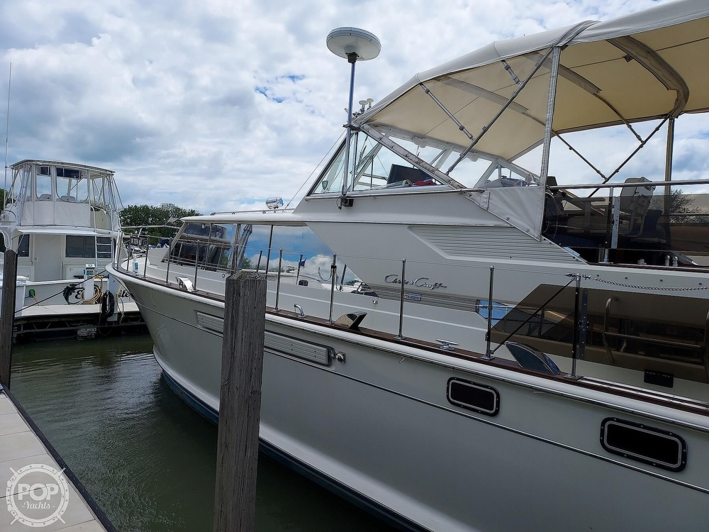 1971 Chris Craft boat for sale, model of the boat is Commander 42 & Image # 18 of 40