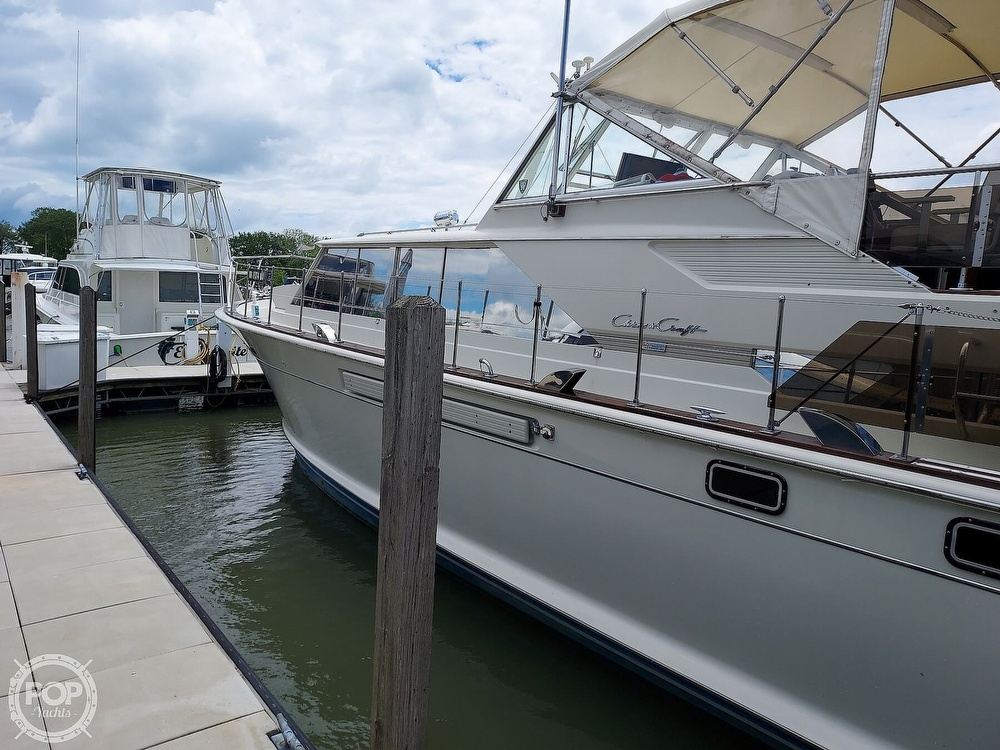 1971 Chris Craft boat for sale, model of the boat is Commander 42 & Image # 19 of 40
