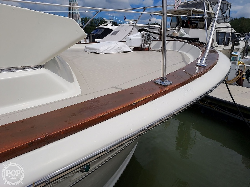 1971 Chris Craft boat for sale, model of the boat is Commander 42 & Image # 23 of 40