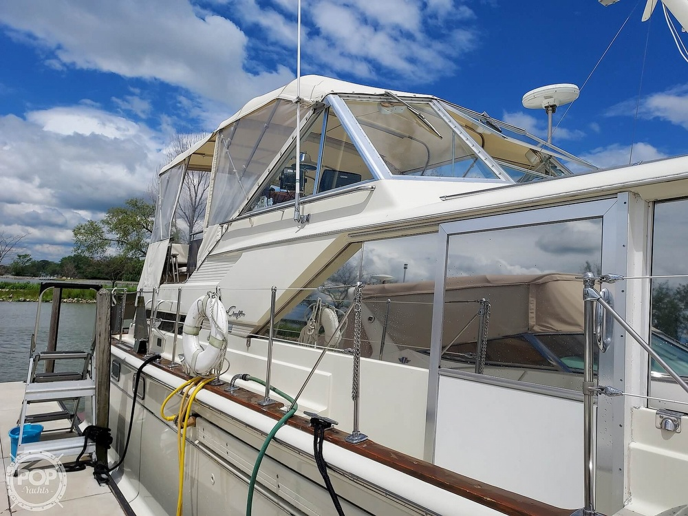 1971 Chris Craft boat for sale, model of the boat is Commander 42 & Image # 29 of 40