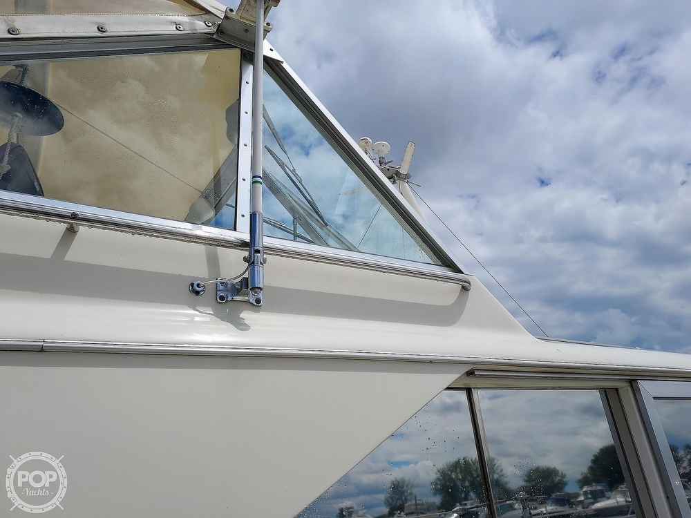 1971 Chris Craft boat for sale, model of the boat is Commander 42 & Image # 30 of 40
