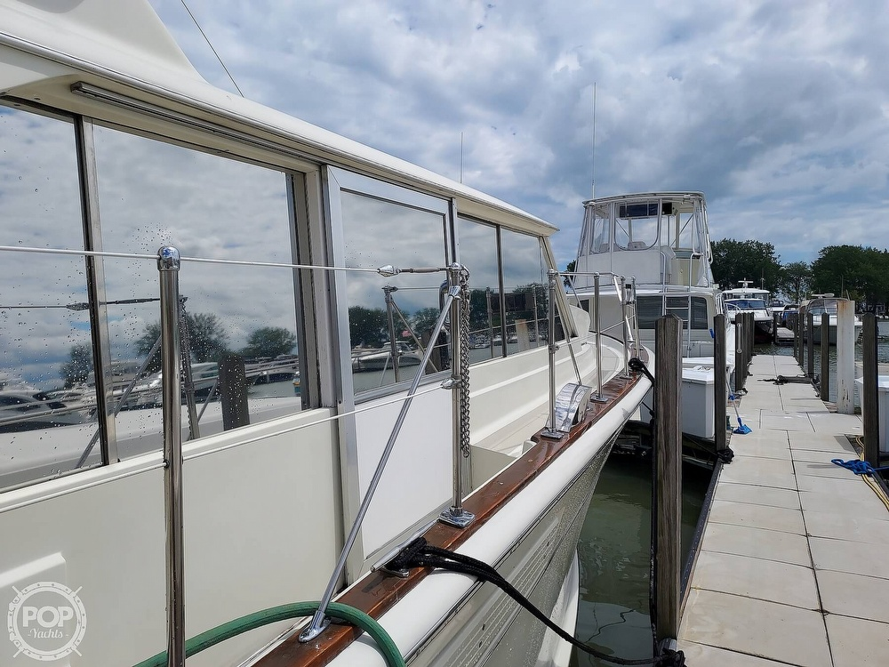 1971 Chris Craft boat for sale, model of the boat is Commander 42 & Image # 33 of 40