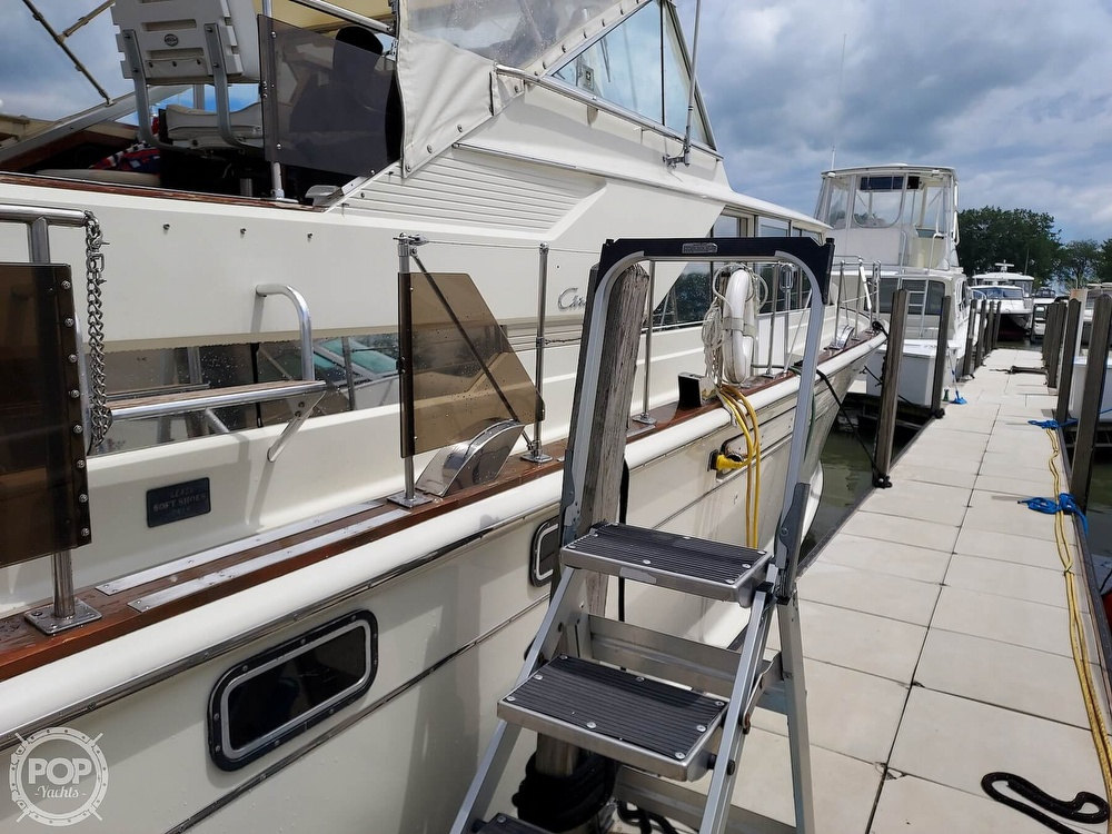 1971 Chris Craft boat for sale, model of the boat is Commander 42 & Image # 34 of 40