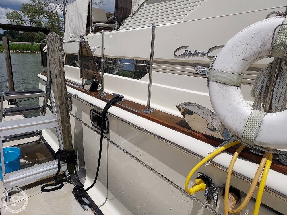 1971 Chris Craft boat for sale, model of the boat is Commander 42 & Image # 40 of 40