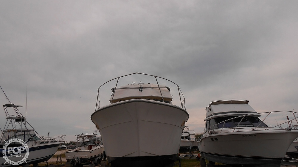 1974 Hatteras boat for sale, model of the boat is 38 DC & Image # 3 of 40