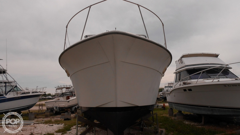 1974 Hatteras boat for sale, model of the boat is 38 DC & Image # 8 of 40