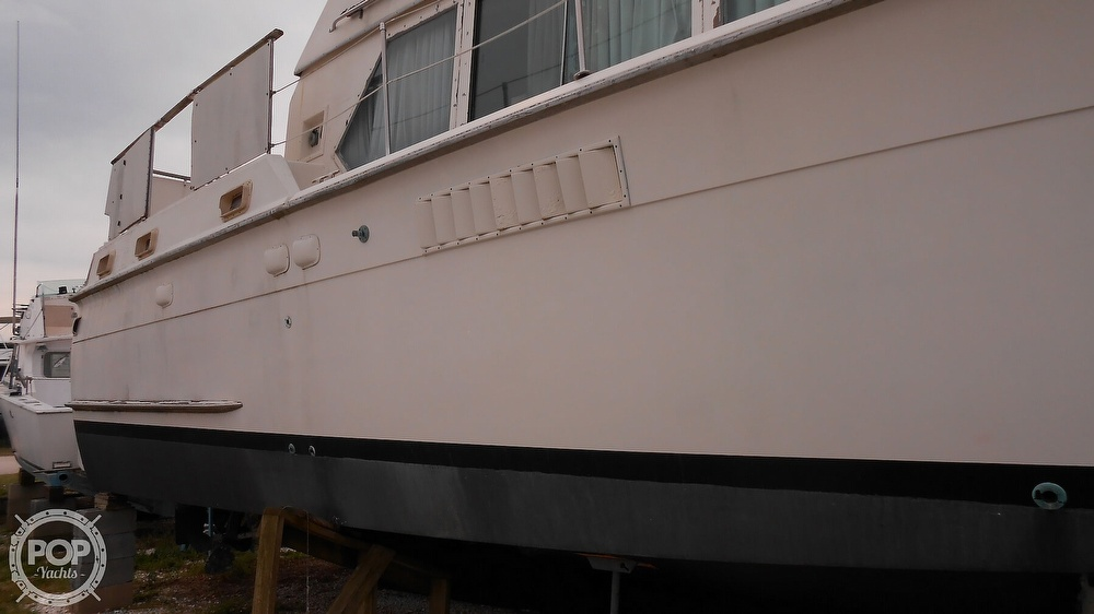 1974 Hatteras boat for sale, model of the boat is 38 DC & Image # 9 of 40