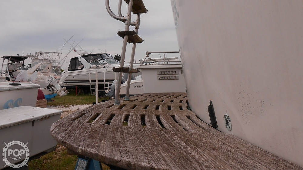 1974 Hatteras boat for sale, model of the boat is 38 DC & Image # 28 of 40