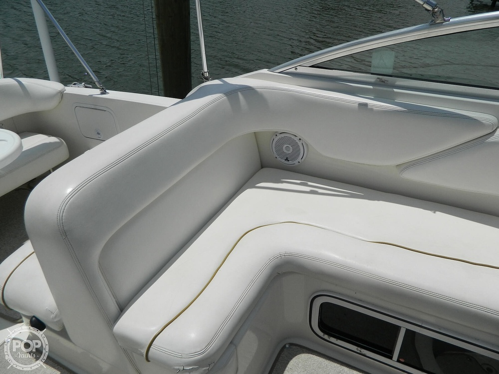 2001 Sea Ray boat for sale, model of the boat is 260 Sundancer & Image # 31 of 40