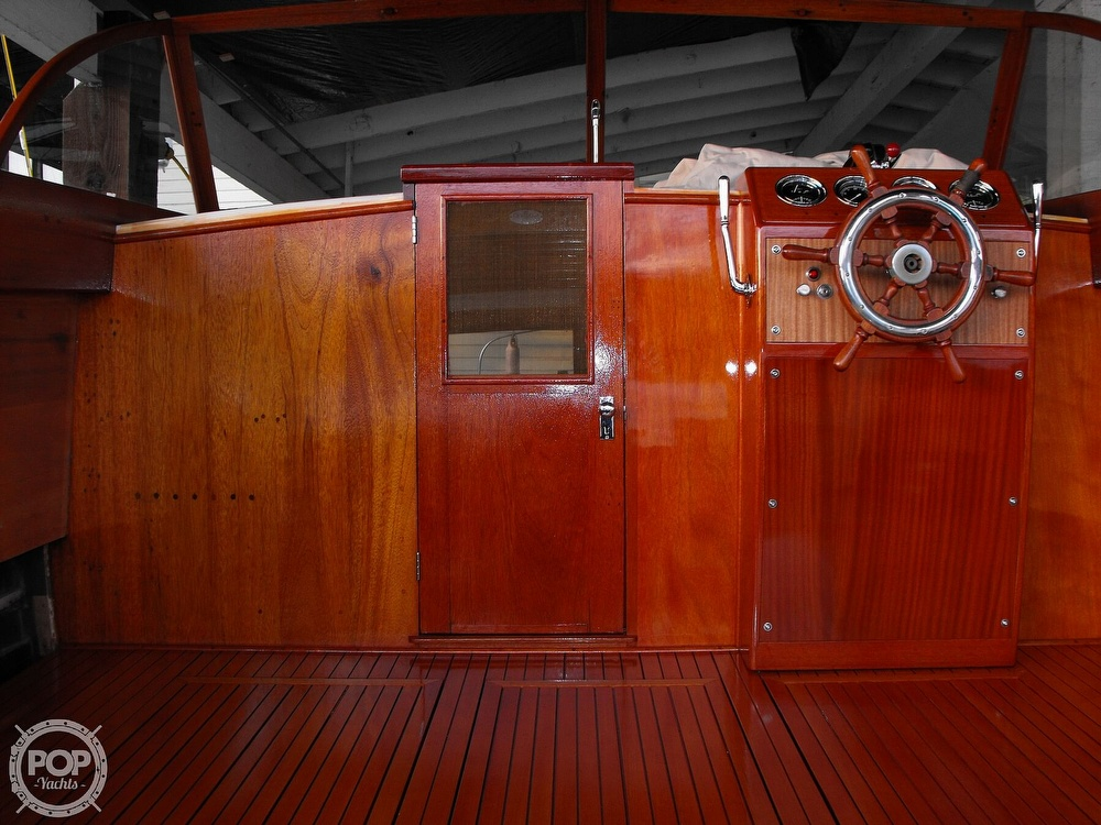 1952 Chris Craft boat for sale, model of the boat is El Capitan & Image # 12 of 40