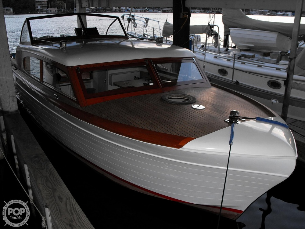 1952 Chris Craft boat for sale, model of the boat is El Capitan & Image # 15 of 40