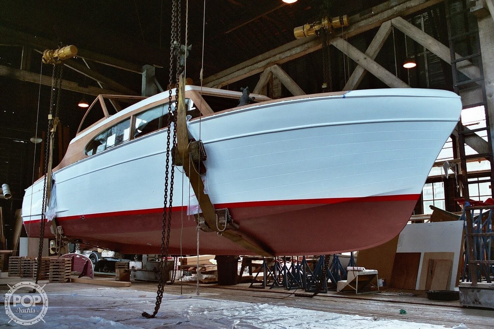 1952 Chris Craft boat for sale, model of the boat is El Capitan & Image # 17 of 40