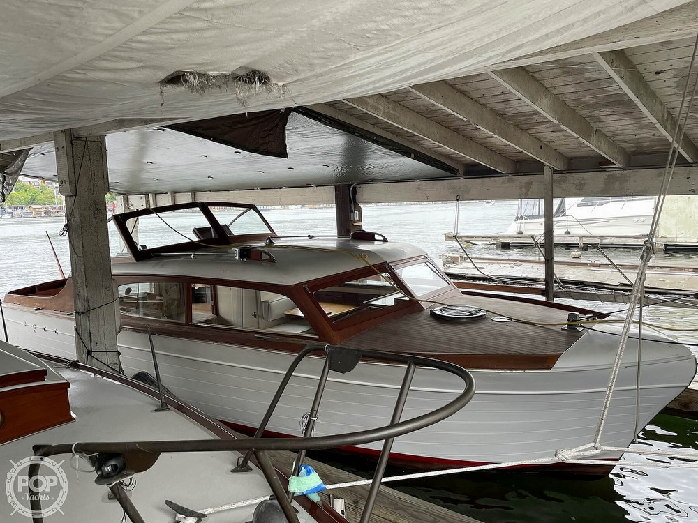 1952 Chris Craft boat for sale, model of the boat is El Capitan & Image # 21 of 40