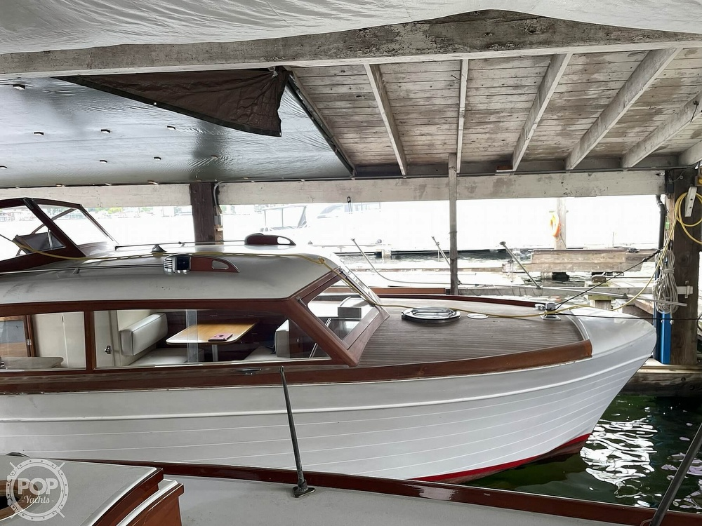 1952 Chris Craft boat for sale, model of the boat is El Capitan & Image # 22 of 40