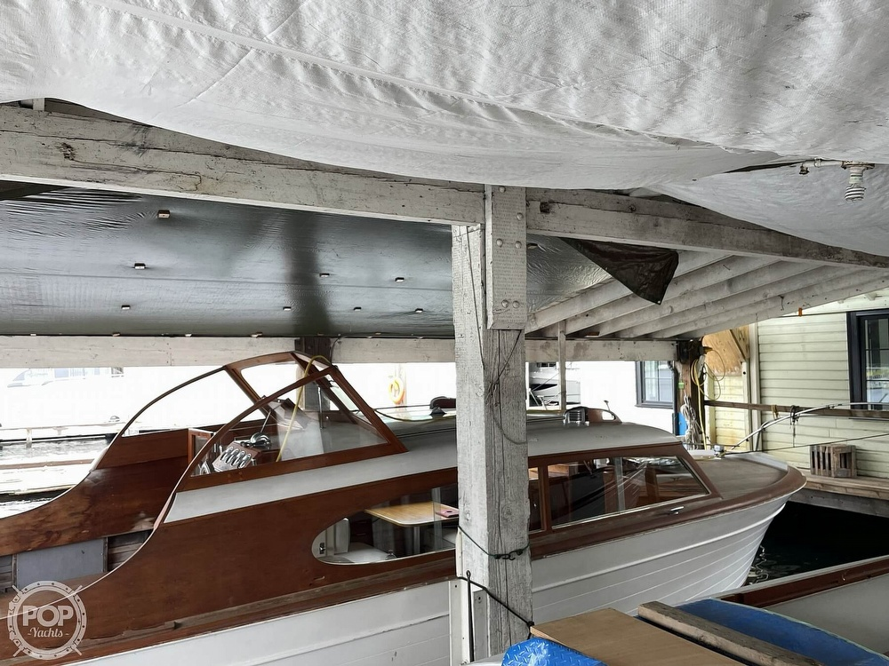 1952 Chris Craft boat for sale, model of the boat is El Capitan & Image # 24 of 40